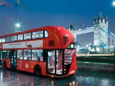 London's Double Decker Bus Design