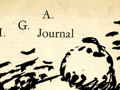 Paul Rand Typography 1948 AIGA Journal