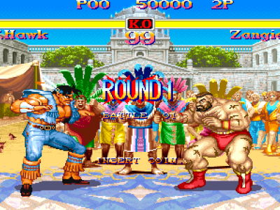 1993 Capcom Super Street Fighter II