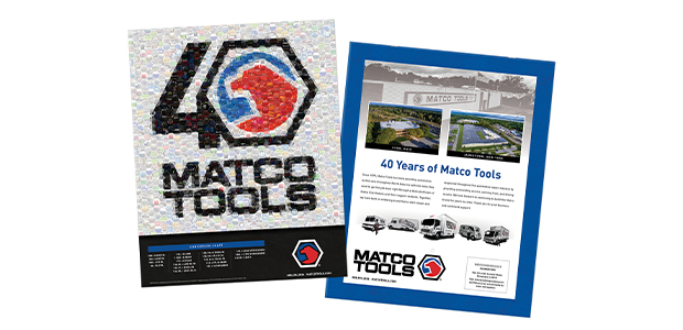 Graphic Design Portfolio Matco Tools The Kurtz Graphic Design Company